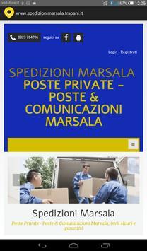 Spedizioni Marsala poster