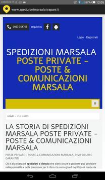 Spedizioni Marsala screenshot 1