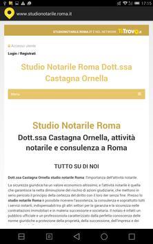 Studio notarile Roma poster