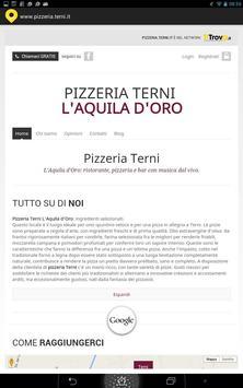 Pizzeria Terni poster