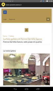 Pizzerie Torino apk screenshot