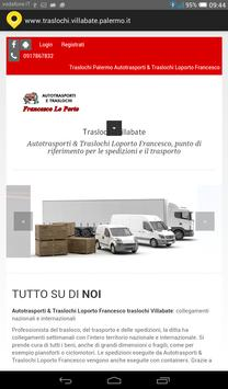 Traslochi Villabate poster