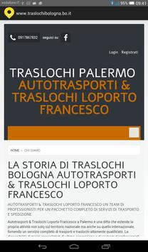 Traslochi Bologna screenshot 1