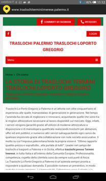 Traslochi Termini screenshot 1
