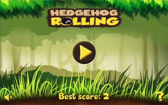 Sonic Hedgehog Rolling apk screenshot