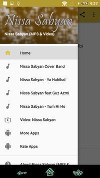 NISSA SABYAN (Kumpulan MP3 & Video) apk screenshot