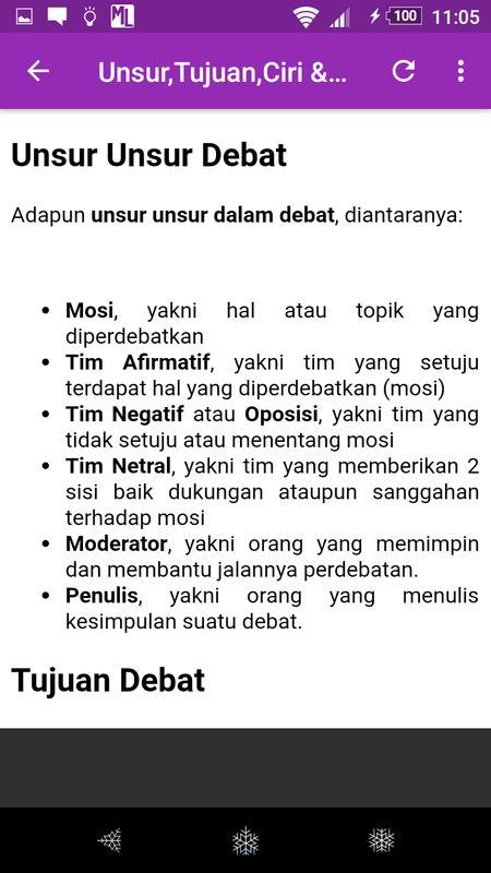 Contoh Debat Netral Download Gambar Online Download Gambar Online