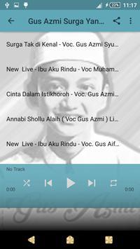 Guz Azmi Terbaru 2017 apk screenshot
