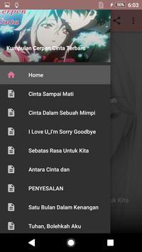 Kumpulan Cerpen Cinta Pilihan offline screenshot 1