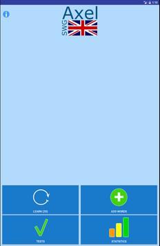 FlashCards Ru-English Lite screenshot 5