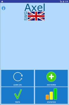 FlashCards Ru-English Lite screenshot 8