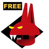 DERICK the Littlest Demon Free icon
