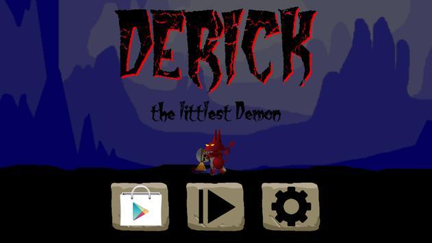 DERICK the Littlest Demon Free screenshot 3