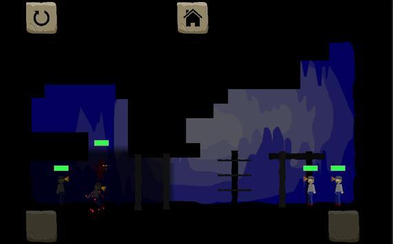 DERICK the Littlest Demon Free screenshot 1