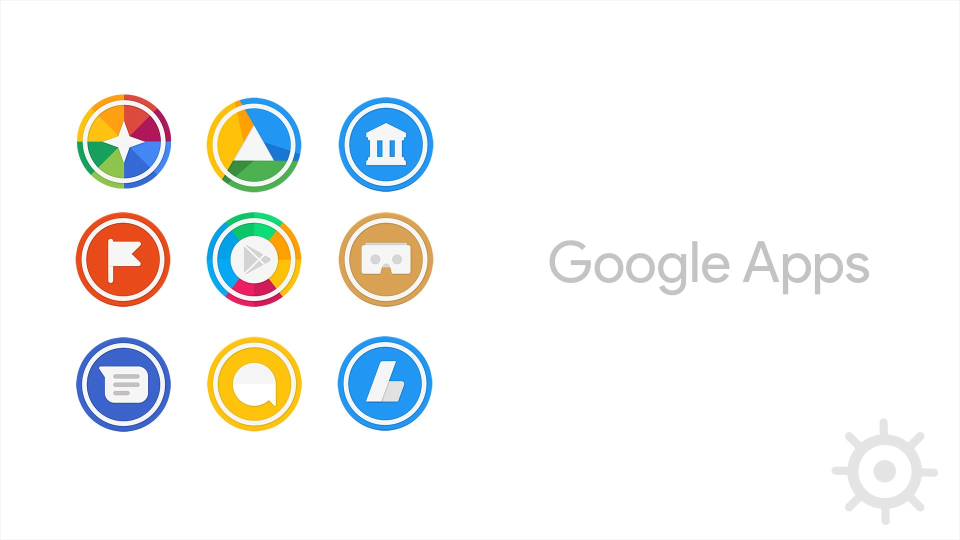Iris UI - Icon Pack (Preview) for Android - APK Download