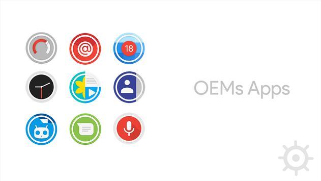 Iris UI - Icon Pack (Preview) apk screenshot