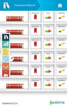 iprelims(Demo app) screenshot 1