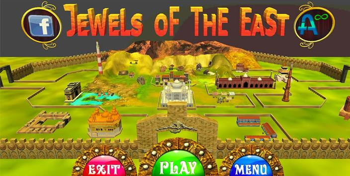 Jewels Of The East apk screenshot