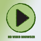 HD Video Browser icon