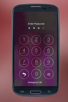 Pass Pin Lock Screen apk screenshot