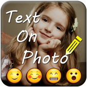Text on Photo/Image icon