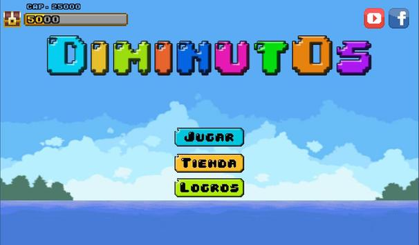 Diminutos apk screenshot