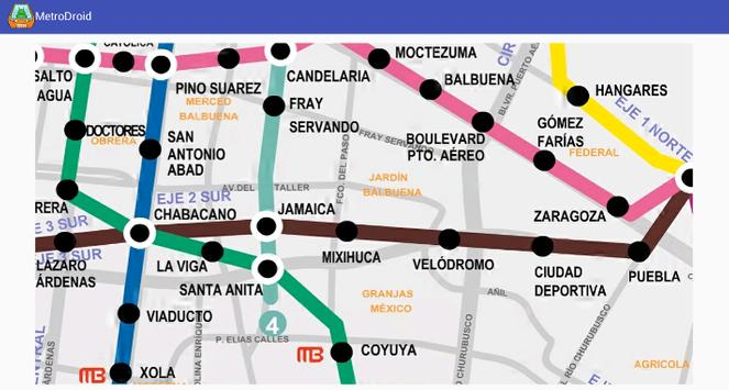 Metro CDMX screenshot 2