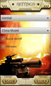 Tank2Tank Warfare Free screenshot 1
