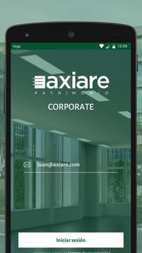 Axiare Corporate poster