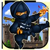 Ninja Kid Dojo Game icon