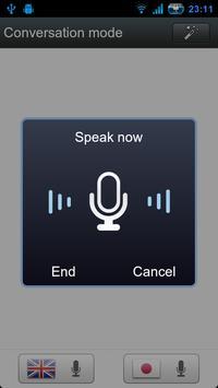 Voice Translator(Translate) apk screenshot