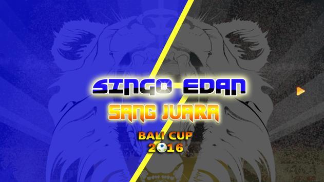 Singo Sang Juara poster