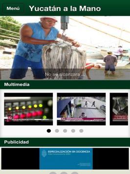 Yucatan a la Mano apk screenshot