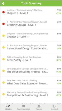 Axonify LeaderZone apk screenshot