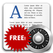 Secure Notes FREE icon