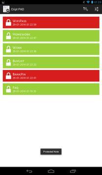 Secure Notes FREE screenshot 11