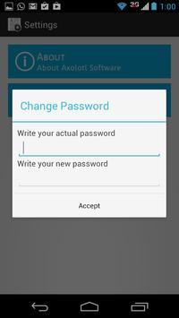 Secure Notes FREE screenshot 4