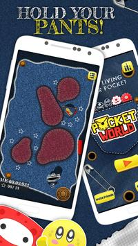Pocket World poster