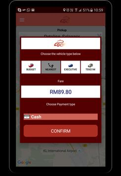 AxleRate Taxi Booking apk screenshot