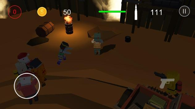 Zombie War screenshot 1