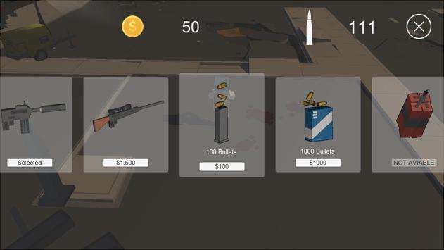Zombie War screenshot 2