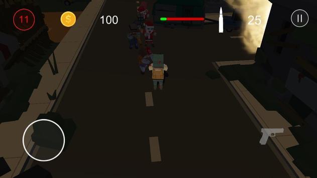 Zombie War screenshot 3