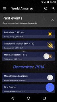 2 Schermata Sky Events