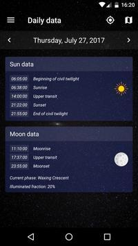 4 Schermata Sky Events