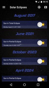 5 Schermata Sky Events