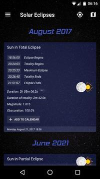 6 Schermata Sky Events