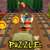 Puzzle for Subway Surf icon