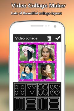 3D Video Collage Maker Photo to Video Collage poster
