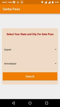 Garba Pass apk screenshot