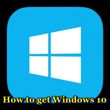 How to Windows 10 poster